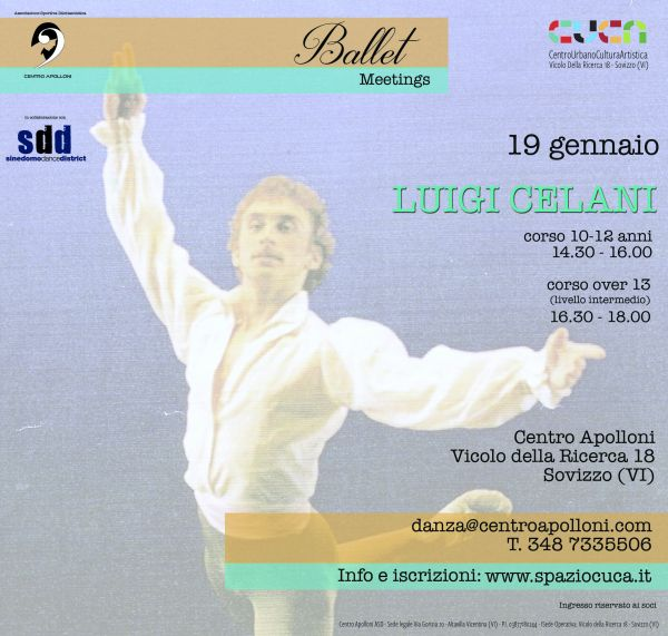 WORKSHOP DANZA CLASSICA