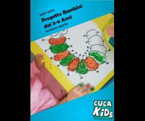 CUCA KIDS - 2021/22