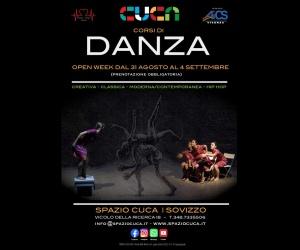 CORSI DI DANZA - A.A. 2020-21