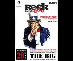 ROCK MACHINE - 29 MARZO