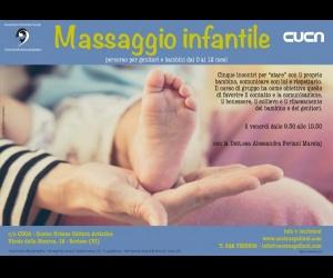 MASSAGGIO INFANTILE