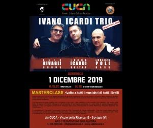 Masterclass IVANO ICARDI TRIO